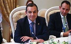 Председатель СФ В.Матвиенко встретилась сглавой Палаты сенаторов Генерального конгресса Мексики Э.Кордеро Арройо