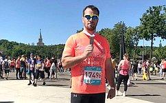 Э. Исаков: Спорт издоровый образ жизни должны стать частью жизни каждого