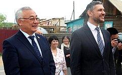 Б. Жамсуев: Поддержка малого исреднего бизнеса— одно изприоритетных направлений социально-экономического развития Забайкалья