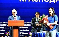 В. Бекетов: Молодые законодатели являются основой для будущего, профессионально подготовленного, депутатского корпуса