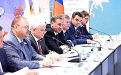 А.Широков избран вcостав президиума Высшего совета Национальной ассоциации развития местного самоуправления
