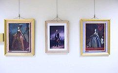 ВСовете Федерации открылась выставка «Начреде высокой», посвященная творчеству поэта В.Жуковского