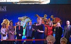 Л. Гумерова: Лучшие образцы народных промыслов России стали уникальным вкладом вотечественное имировое культурное наследие