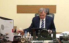 А. Артамонов провел прием граждан