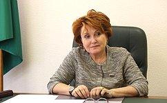 Н. Болтенко стала сопредседателем Экспертного совета всфере организации отдыха иоздоровления детей вНовосибирской области