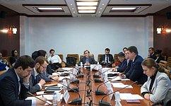 Л. Бокова: Российское законодательство нужно настроить нановую технологическую реальность