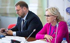О. Ковитиди: Конвенция Монтрё– гарантия мира истабильности вЧерноморском регионе