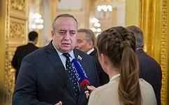 В.Путин ясно сказал, что Россия будет беречь вСирии жизнь каждого своего солдата— Ф. Клинцевич