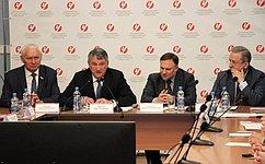 Молодежь Вологодской области нестоит встороне отпроисходящих вобществе процессов— Ю.Воробьев
