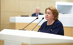 Совет Федерации поддержал закон, направленный насовершенствование целевого обучения