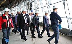 ВСанкт-Петербурге состоялось заседание Комиссии СФ повопросам подготовки ипроведения Чемпионата мира пофутболу-2018