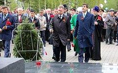 И. Зуга: День Победы останется навечно впамяти нашего народа как символ национальной гордости, воинской славы идоблести