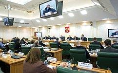 Проблемы регулирования рынка профессиональной юридической помощи рассмотрели вСовете Федерации