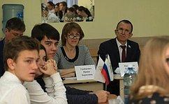Возможности для роста национальной экономики будут определять компетентные специалисты— В.Кравченко