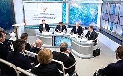 Д.Мезенцев: ВСтратегии пространственного развития России будет учтена позиция регионов