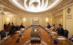 Для России вопросы межрелигиозного имежэтнического диалога носят фундаментальный характер— В.Матвиенко