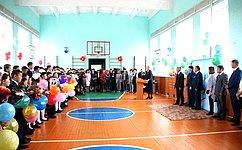 Вэтом году вРеспублике Башкортостан вводится встрой 21 новая школа истолькоже детсадов– Л.Гумерова