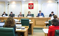 Законопроект остатусе исполнителя общественно полезных услуг для НКО ждут врегионах— Г.Карелова