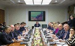 ВСФ обсудили актуальные вопросы развития агропромышленного комплекса иприродопользования вНовосибирской области