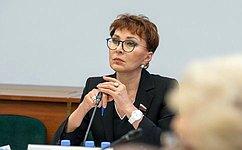 Т. Кусайко: Будет сформирован план мероприятий, направленных наразвитие системы здравоохранения вМурманской области