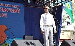 Д. Шатохин: Усть-Куломский район стал одним изнаиболее перспективных вРеспублике Коми