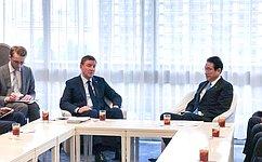 Межпарламентские контакты между Россией иЯпонией важны для дальнейшего развития отношений— А.Турчак