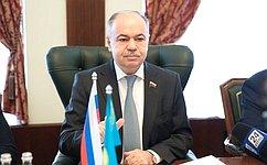 И.Умаханов: Визит делегации парламентариев Казахстана вРоссию– проявление стратегического партнерства двух стран