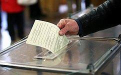 Референдум вКрыму прошел качественно ичестно, считают вСовете Федерации