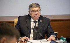 Важно, чтобы наследие Сочинской Олимпиады-2014 продолжало служить людям— В.Рязанский