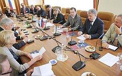 С. Катанандов встретился слидерами региональных союзов муниципальных образований Финляндии