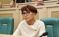 Т.Кусайко обсудила спредседателем Всероссийского общества инвалидов вопросы совершенствования деятельности этой организации