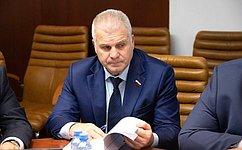 С.Мартынов: Вцентре внимания государства поставлен человек, его надежды ичаяния