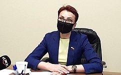 Т. Кусайко провела вМурманске прием граждан