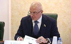 Комитеты СФ проведут консультации покандидатурам для назначения надолжности военного прокурора ирегиональных прокуроров