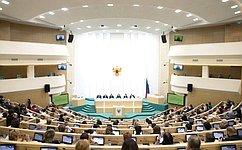В. Матвиенко предложила объявить 2019год Годом села