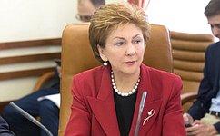 Г.Карелова: Господдержка сыграла важную роль вразвитии Воронежской области