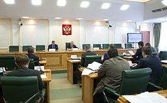 Совершенствование государственного регулирования производства иоборота алкогольной продукции обсудили вСовете Федерации