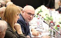 А. Клишас: СФ иСледственный комитет эффективно взаимодействуют ввопросах обеспечения защиты прав человека
