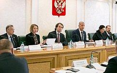 Сенаторы обсудили состояние иперспективы развития АПК Орловской области вусловиях импортозамещения