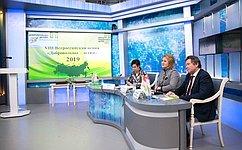 Л.Гумерова: Акция «Добровольцы— детям» содействует реализации Десятилетия детства врегионах
