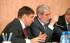 А. Ермаков принял участие взаседании Совета Законодательного собрания ЯНАО