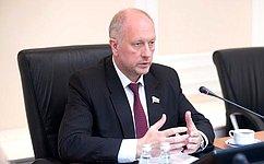 Необходимо восстанавливать исторические усадьбы России– С.Рыбаков