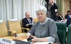 О.Тимофеева: Международный Красный Крест иРПЦ отстаивают единые ценности вделе оказания помощи пострадавшим