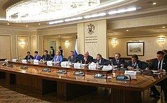 Состоялось совместное заседание российского ибелорусского организационных комитетов VIII Форума регионов России иБеларуси