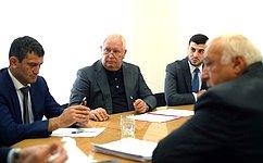 О. Селезнев провел вАдыгейске прием граждан
