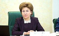 Г.Карелова: Волонтерское движение— один изважнейших ресурсов социального, общественного развития
