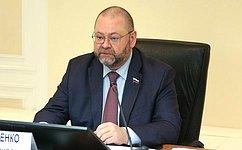 О. Мельниченко: Для развития жилищного строительства необходимо установление адекватных цен напродукцию металлургических предприятий