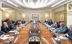 Российско-уругвайские межпарламентские отношения развиваются динамично— В.Матвиенко