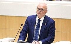 А. Клишас: Подача Россией жалобы вЕСПЧ имеет все конституционно-правовые основания