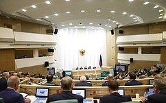 В. Матвиенко: Есть все возможности для выполнения социальных обязательств государства, повышения благосостояния граждан